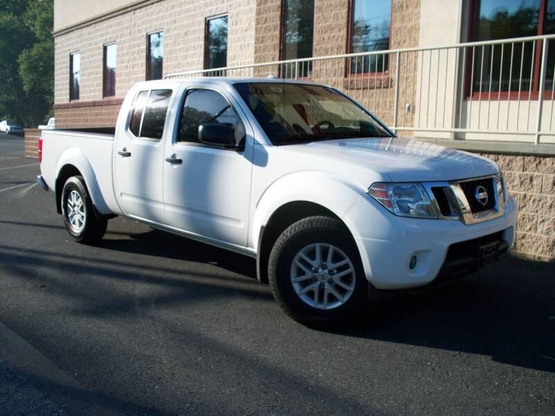 2017 Nissan Frontier for sale at CONESTOGA MOTORS in Ephrata PA