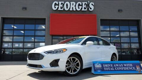 2020 Ford Fusion for sale at George's Used Cars - Pennsylvania & Allen in Brownstown MI