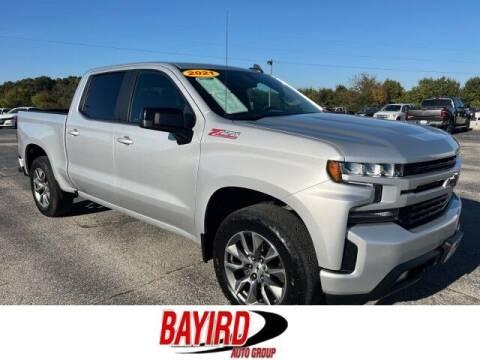 2021 Chevrolet Silverado 1500 for sale at Bayird Truck Center in Paragould AR