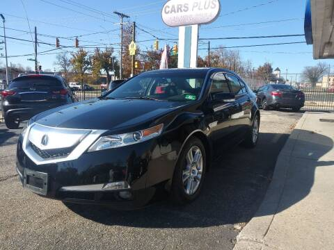 2011 Acura TL for sale at i3Motors in Baltimore MD