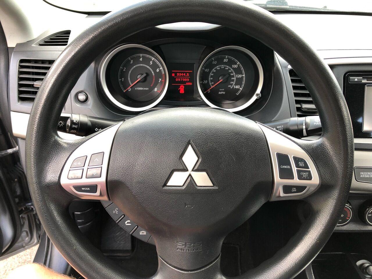2014 Mitsubishi Lancer 4dr Car