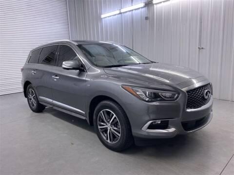 2019 Infiniti QX60 for sale at JOE BULLARD USED CARS in Mobile AL