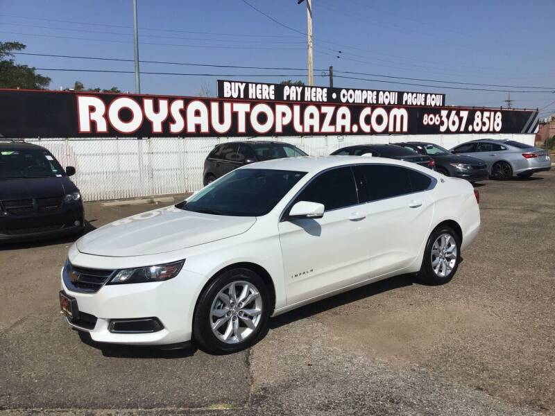 2016 Chevrolet Impala for sale at Roy's Auto Plaza 2 in Amarillo TX