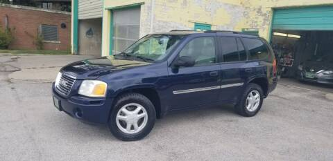 2007 GMC Envoy for sale at Stewart Auto Sales Inc in Central City NE