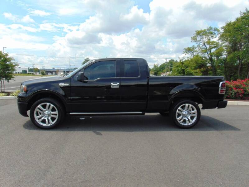2006 Ford F-150 for sale at CR Garland Auto Sales in Fredericksburg VA