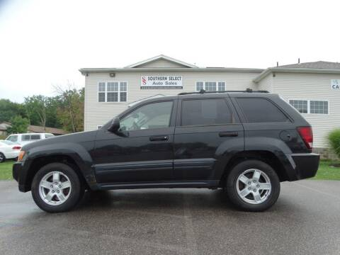 2005 Jeep Grand Cherokee for sale at SOUTHERN SELECT AUTO SALES in Medina OH