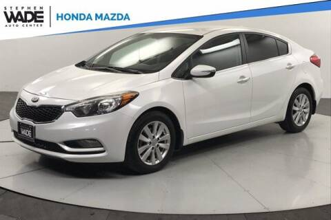 2014 Kia Forte for sale at Stephen Wade Pre-Owned Supercenter in Saint George UT