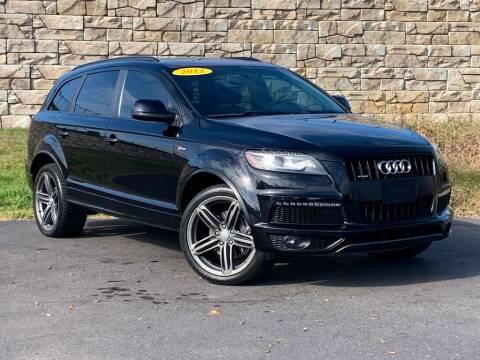 2012 Audi Q7 for sale at Car Hunters LLC in Mount Juliet TN