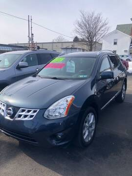 2013 Nissan Rogue for sale at Red Top Auto Sales in Scranton PA