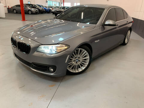 2014 BMW 5 Series for sale at Auto Expo in Las Vegas NV