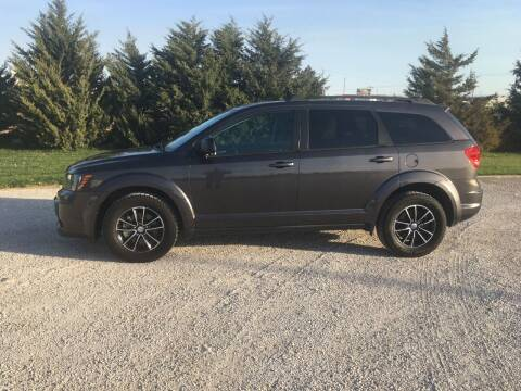 2017 Dodge Journey for sale at B K Auto Inc. in Scott City KS