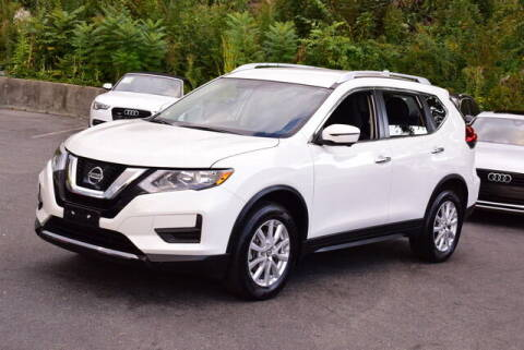 2017 Nissan Rogue for sale at Automall Collection in Peabody MA