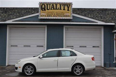 2006 Volkswagen Jetta for sale at Quality Pre-Owned Automotive in Cuba MO