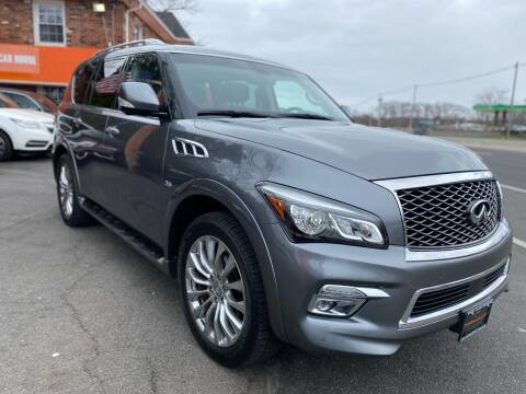 2015 Infiniti QX80 for sale at Bloomingdale Auto Group in Bloomingdale NJ