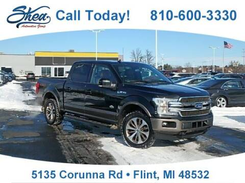 2018 Ford F-150 for sale at Jamie Sells Cars 810 - Linden Location in Flint MI