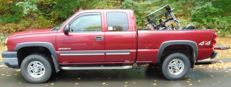 2006 Chevrolet Silverado 2500HD Work Truck 4dr Extended Cab 4WD SB - Waterbury CT