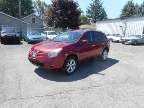 2010 Nissan Rogue for sale at RJ Motors in Plano IL