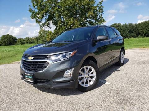 2018 Chevrolet Equinox for sale at Laguna Niguel in Rosenberg TX