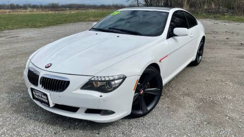 2009 BMW 6 Series for sale at ROUTE 6 AUTOMAX in Markham IL