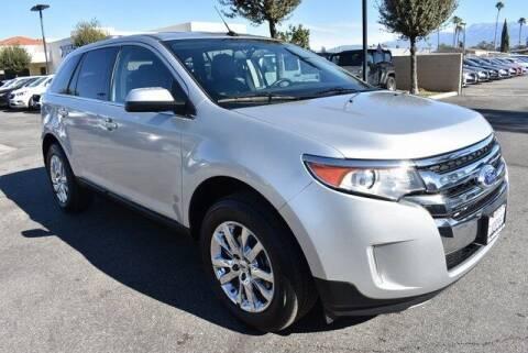 2014 Ford Edge for sale at DIAMOND VALLEY HONDA in Hemet CA