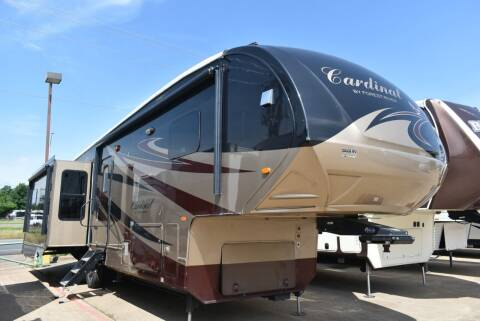 2015 Forest River Cardinal 3850RL for sale at Buy Here Pay Here RV in Burleson TX