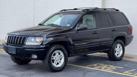 2000 Jeep Grand Cherokee for sale at Carland Auto Sales INC. in Portsmouth VA