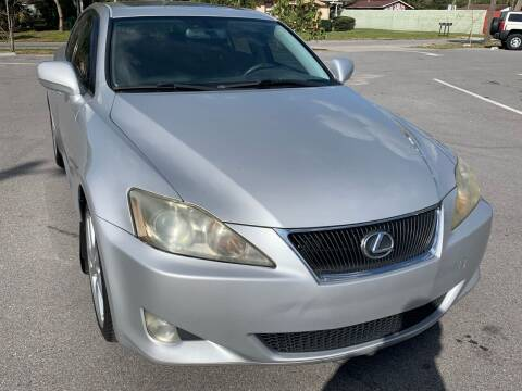2007 Lexus IS 250 for sale at Consumer Auto Credit in Tampa FL