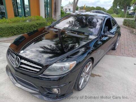 2008 Mercedes-Benz CL-Class for sale at Auto Sport Group in Delray Beach FL