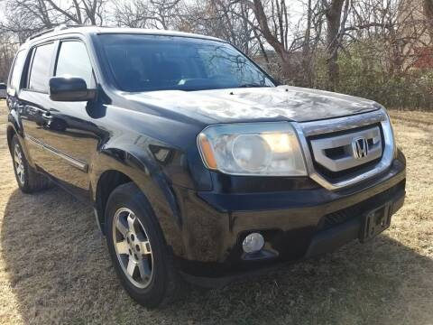 2009 Honda Pilot for sale at Empire Auto Remarketing in Shawnee OK