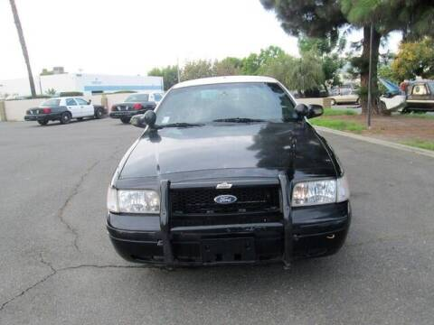 2010 Ford Crown Victoria for sale at Wild Rose Motors Ltd. in Anaheim CA