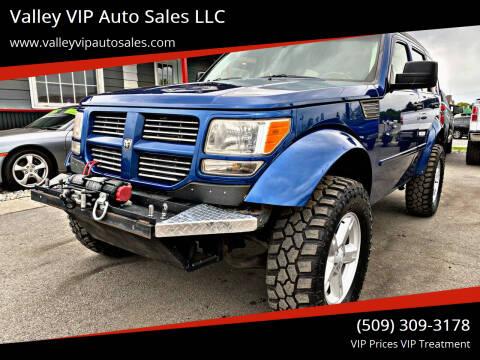 2010 Dodge Nitro for sale at Valley VIP Auto Sales LLC in Spokane Valley WA