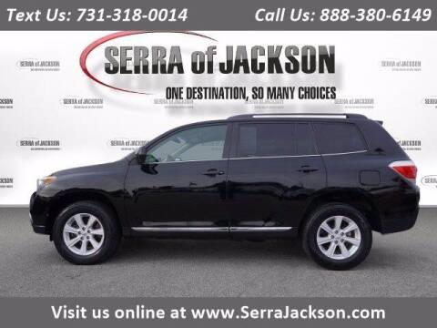 2013 Toyota Highlander for sale at Serra Of Jackson in Jackson TN