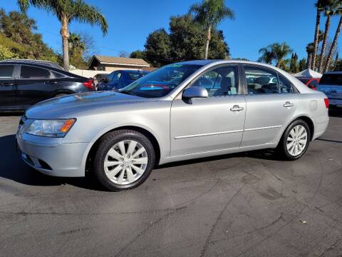 2009 Hyundai Sonata for sale at Geiman Motors in Escondido CA