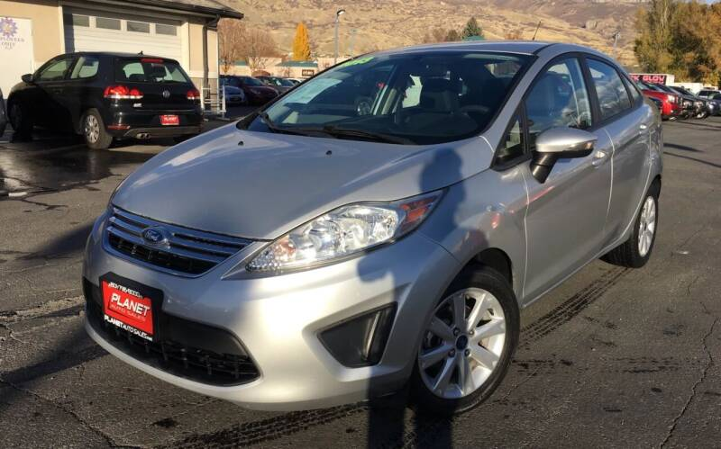 2013 Ford Fiesta for sale at PLANET AUTO SALES in Lindon UT