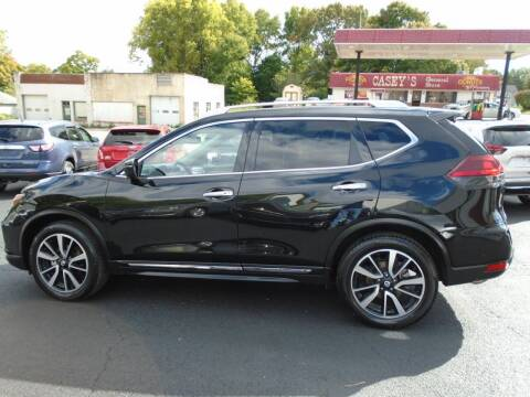 2019 Nissan Rogue for sale at Nelson Auto Sales in Toulon IL