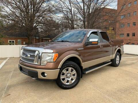 2012 Ford F-150 for sale at Crown Auto Group in Falls Church VA