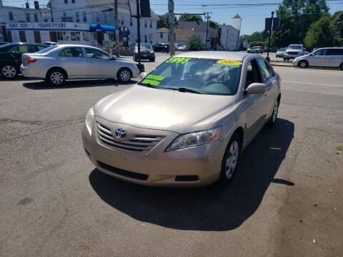 2007 Toyota Camry for sale at TC Auto Repair and Sales Inc in Abington MA