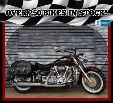 2001 Yamaha Road Star for sale at AZautorv.com in Mesa AZ