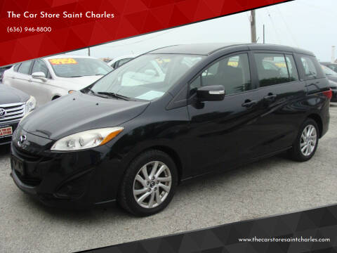 2013 Mazda MAZDA5 for sale at The Car Store Saint Charles in Saint Charles MO