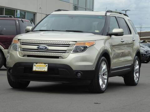 2011 Ford Explorer for sale at Loudoun Used Cars - LOUDOUN MOTOR CARS in Chantilly VA