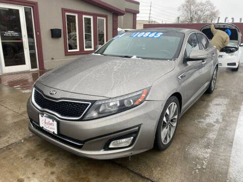 2014 Kia Optima for sale at Sexton's Car Collection Inc in Idaho Falls ID