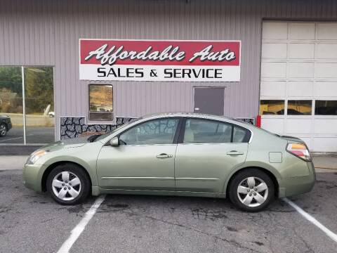 2008 Nissan Altima for sale at Affordable Auto Sales & Service in Berkeley Springs WV
