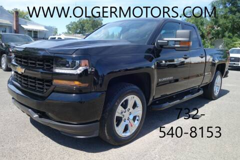 2018 Chevrolet Silverado 1500 for sale at Olger Motors, Inc. in Woodbridge NJ