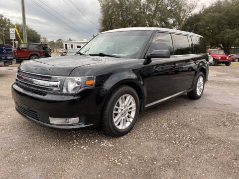 2013 Ford Flex for sale at Right Price Auto Sales in Waldo FL