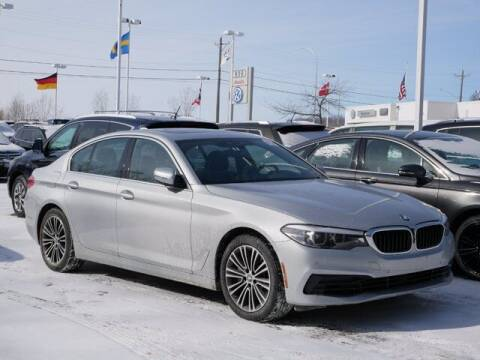 2020 BMW 5 Series for sale at Park Place Motor Cars in Rochester MN
