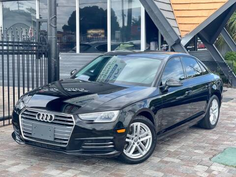 2017 Audi A4 for sale at Unique Motors of Tampa in Tampa FL
