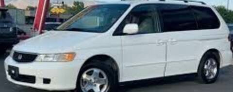2000 Honda Odyssey for sale at 2 Way Auto Sales in Spokane Valley WA