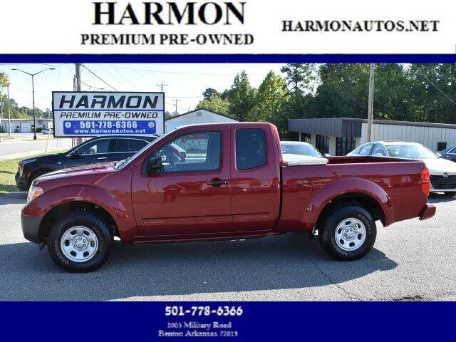 2018 Nissan Frontier for sale at Harmon Premium Pre-Owned in Benton AR