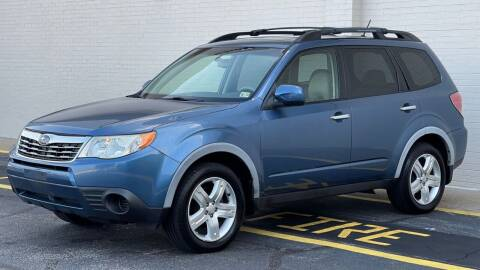 2010 Subaru Forester for sale at Carland Auto Sales INC. in Portsmouth VA