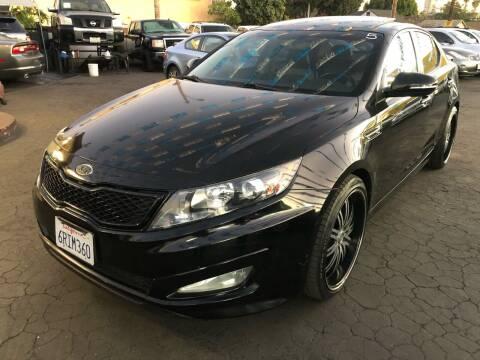 2011 Kia Optima for sale at Plaza Auto Sales in Los Angeles CA